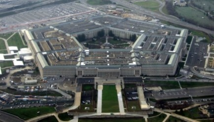 1 Pentagon Aerial View