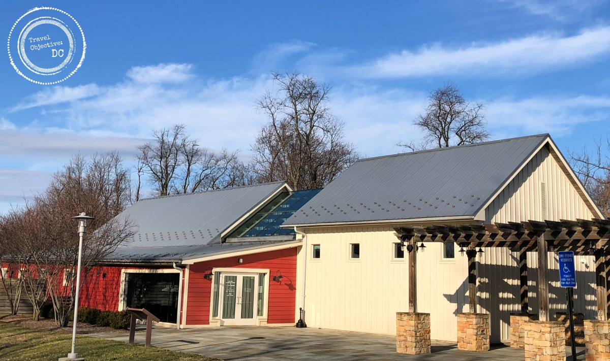 The Interpretive Center at Blenheim   Civil War history   Fairfax Virginia   Travel Objective DC