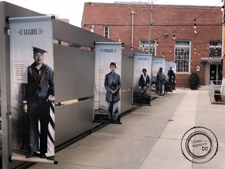 African American Civil War Museum| Vermont Avenue| U Street