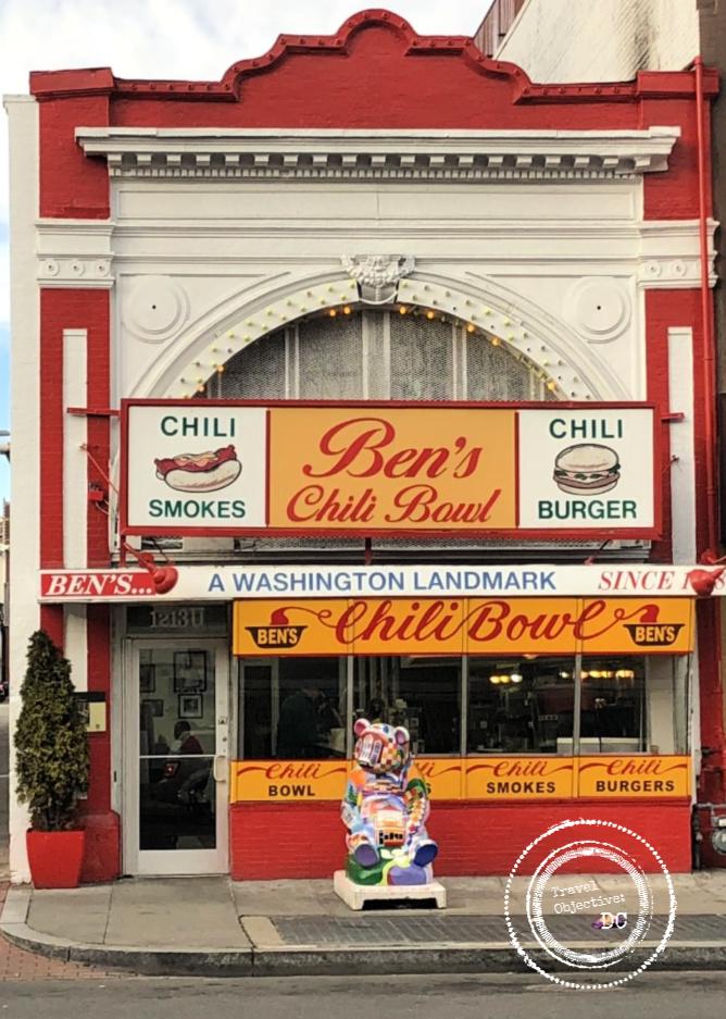 Bens| Bens Chili Bowl| Half Smoke| U Street|