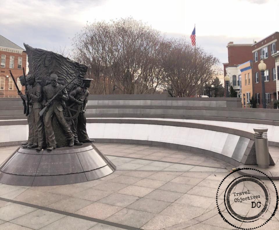 African American Civil War Memorial| U Street| Vermont Avenue| U Street Metro